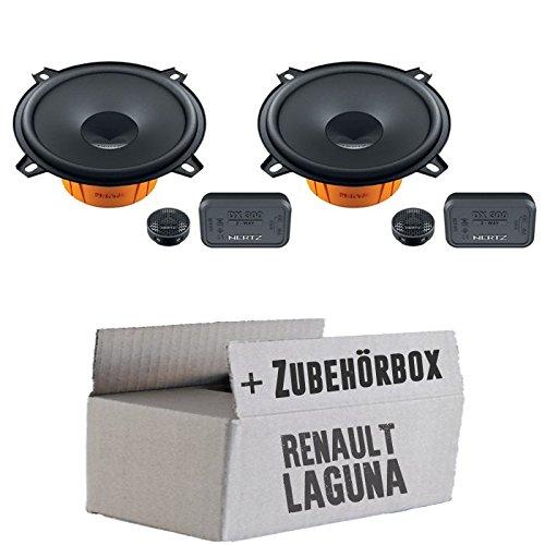 Renault laguna 2-dieci hertz dSK - 130 système de haut-parleurs 13 cm avec