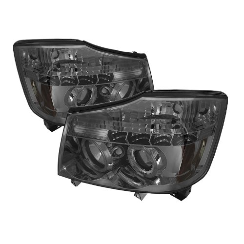 Spyder Auto 444-CS07-HL-SM Projector Headlight