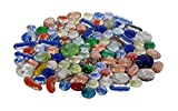 Orchard Multicolor Decorative Glass Pebbles-1297