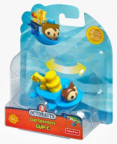 Fisher-Price GUP-C Octonauts Gup Speeders