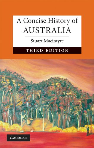 A Concise History of Australia (Cambridge Concise Histories)