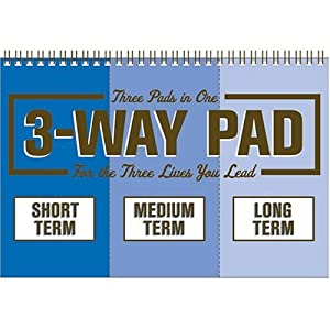 Knock Knock 3-Way Pad Short, Medium and Long Term