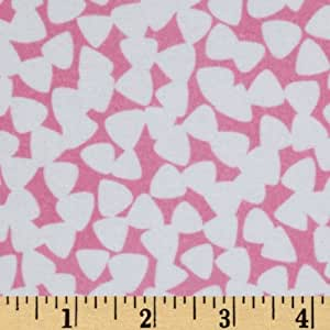Amazon.com: Michael Miller Pastel Pop It's A Girl Thing Flannel Tiny