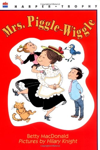 Mrs. Piggle-Wiggle: Betty MacDonald, Alexandra Boiger: 9780064401487: Amazon.com: Books