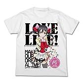 ラブライブ! 矢澤にこフルカラーTシャツ ホワイト サイズ:XL