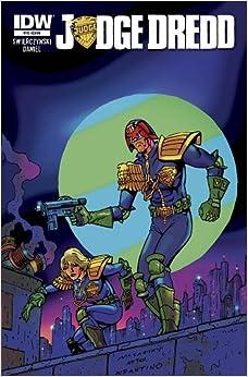 Judge Dredd #16 Comic Book: Duane Swierczynski: Amazon.com: Books