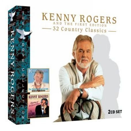 KENNY ROGERS - 32 Country Classics - Zortam Music