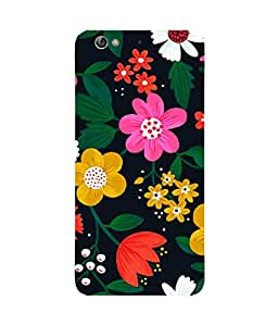 Floral Bloom (2) Gionee S6 Case