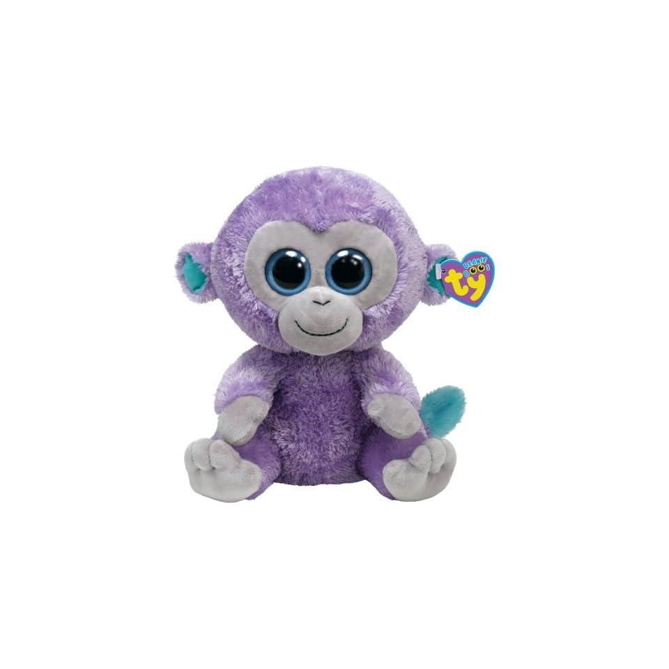 Ty Beanie Boo Buddy Blueberry Monkey on PopScreen da148a9d6e77