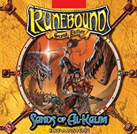Runebound: The Sands of Al-Kalim