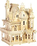 Fantasy Villa - Woodcraft Construction Kit
