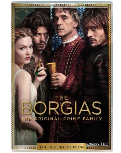 The Borgias - Season 2 [DVD]
