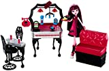 Monster High - Draculaura y el bistro (Mattel Y7719)