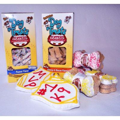 Foppers Mvp 158-Piece Gourmet Dog Treat Gift Set