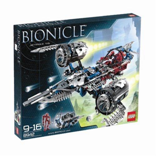 LEGO Bionicle 8942: Jetrax T6