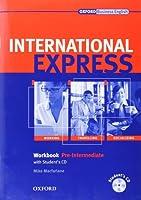 International Express, Interactive Editions: Pre-Intermediate: Workbook + Student CD