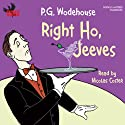 Right Ho, Jeeves Audiobook by P. G. Wodehouse Narrated by Nicolas Coster