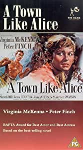 A Town Like Alice [VHS] [UK Import]