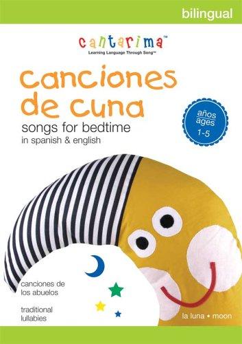 Canciones de Cuna - Songs for Bedtime