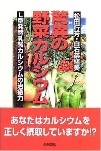 驚異の野菜カルシウム