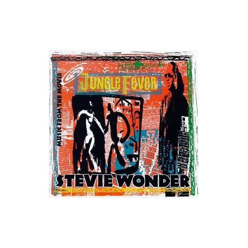Stevie Wonder   Jungle Fever [1991] by maggie 03 preview 0