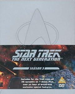 Star Trek: The Next Generation - Season 3 [DVD] [1990]