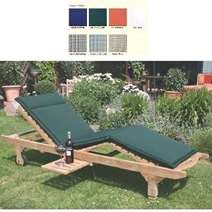 auflagen f r gartenliege sonnenliege price. Black Bedroom Furniture Sets. Home Design Ideas