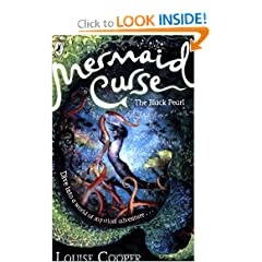 The Black Pearl (Mermaid Curse) by Louise Cooper