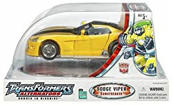 Transformers Alternators Dodge Viper Sunstreaker