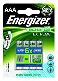 Energizer 800MAh AAA Extreme 1.2V Battery (Pack of 4)
