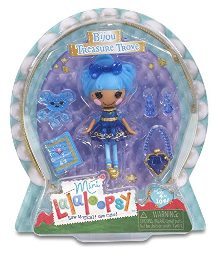 Mini Lalaloopsy Doll- Bijou Treasure Trove - 1