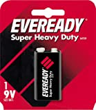 Eveready Heavy Duty 1222BP 9-Volt Battery