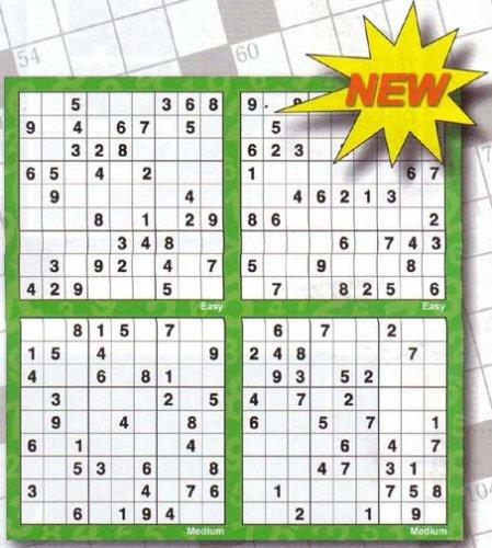 Cheap FX Schmid Sudoku Puzzle _ FX Schmid (B000RA77CC)