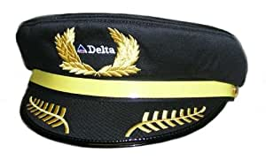 Daron Delta Airlines Pilot Hat For Children