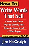 img - for How to Write Words that Sell book / textbook / text book