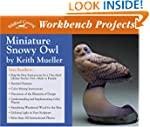 Miniature Snowy Owl (Wildfowl Carving...