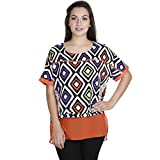 Meiro High Quality Women's Overlay top with ladder lace (15269_Rombus_Large) , designed in New York