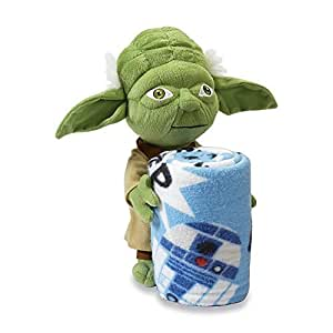 Star Wars Yoda 2-pc. Pillow & Fleece