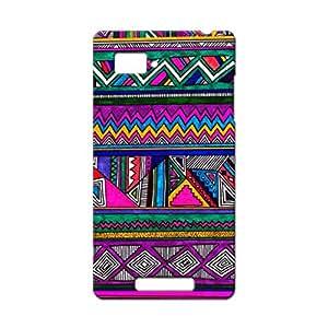 Mobile Cover Shop Glossy Finish Mobile Back Cover Case for LENOVO VIBE Z