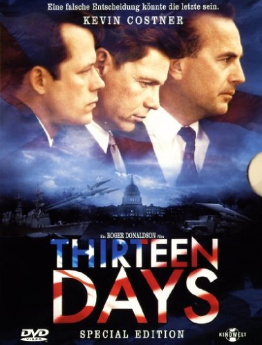 Thirteen Days (2 DVDs, Digipack) [Special Edition]