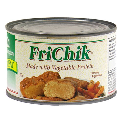 Worthington Low Fat FriChik Original, 12.5-Ounce Cans (Pack of 12)