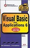 echange, troc Mikaël Bidault - Visual Basic pour Applications 6