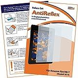 2 x mumbi Displayschutzfolie Amazon Fire HD 7 (2014) Schutzfolie AntiReflex matt