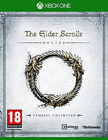 The Elder Scrolls Online Tamriel Unlimited  (Xbox One)
