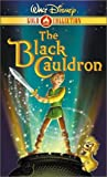 The Black Cauldron [VHS]