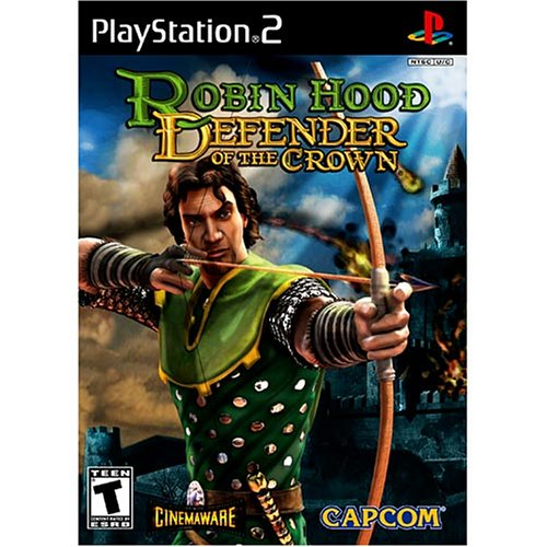 Capcom-Robin Hood Defender of the Crown