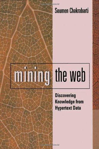 Mining the Web 1558607544 pdf