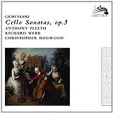 echange, troc  - Geminiani : Sonates Pour Violon, Op.5
