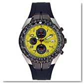 Pulsar Men's PF3347 Tech Gear Flight Computer Watch