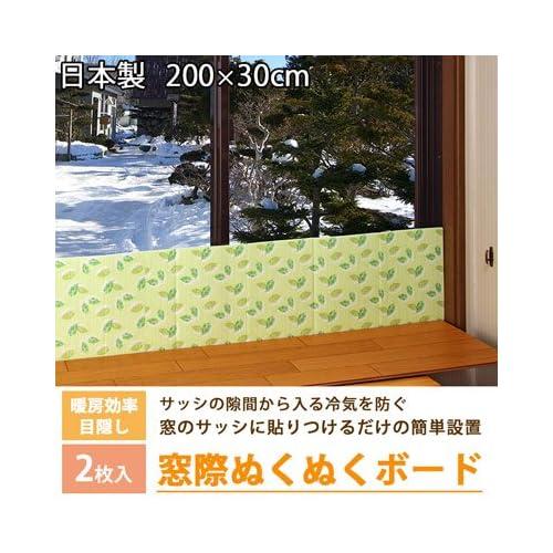【断熱シート 窓 パネル 断熱ボード 断熱材 目隠しシート フェンス】 窓際ぬくぬくボード2セット M 雪華柄(X656-2-S2)